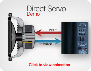 Click to view Demo of Direct Servo